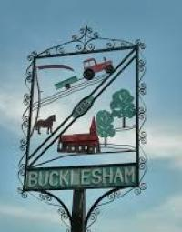 Bucklesham Village Website logo